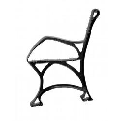 Aluminiowa noga do ławki Modern